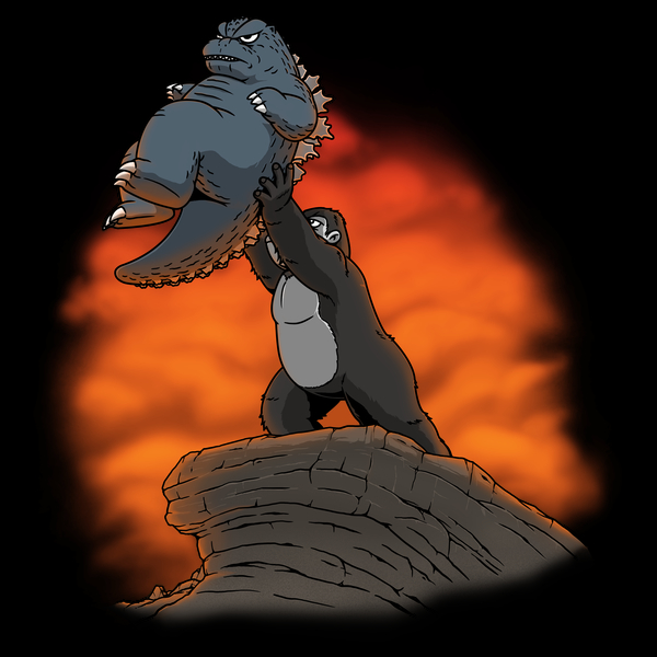 NeatoShop: The Kaiju King - 2021 Version