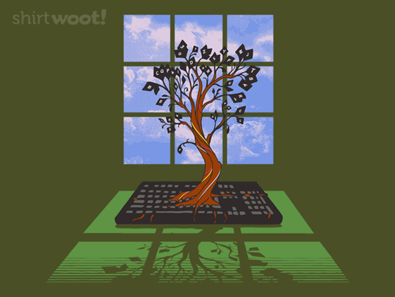 Woot!: Treeboard