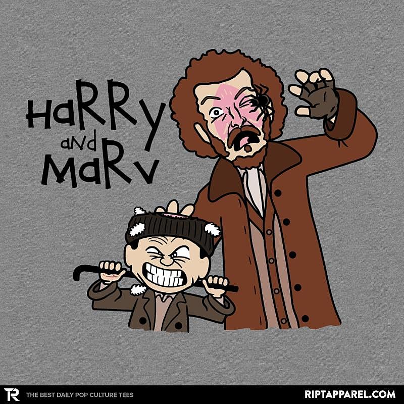 Ript: Harry and Marv!