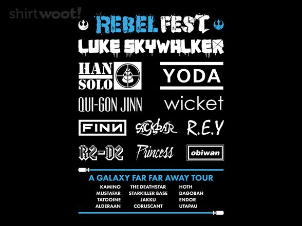 Woot!: Rebel Fest