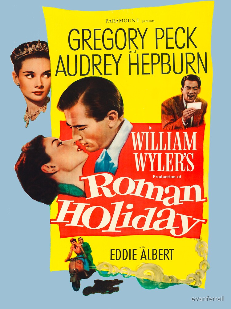 RedBubble: Roman Holiday