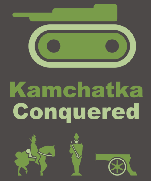 Qwertee: Kamchatka Conquered