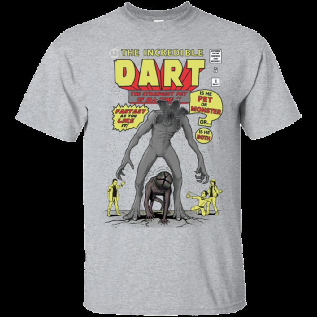 Pop-Up Tee: The Incredible Dart