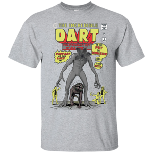 Pop-Up Tee: The Incredible Dart