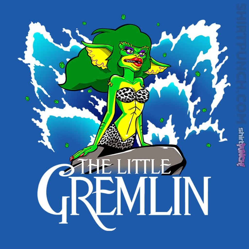 ShirtPunch: The Little Gremlin