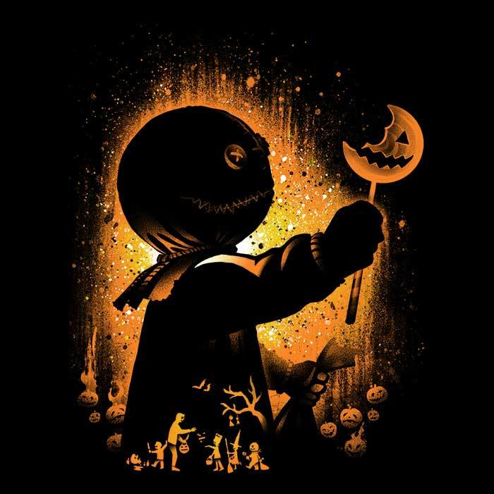 Once Upon a Tee: Ghost of Halloween