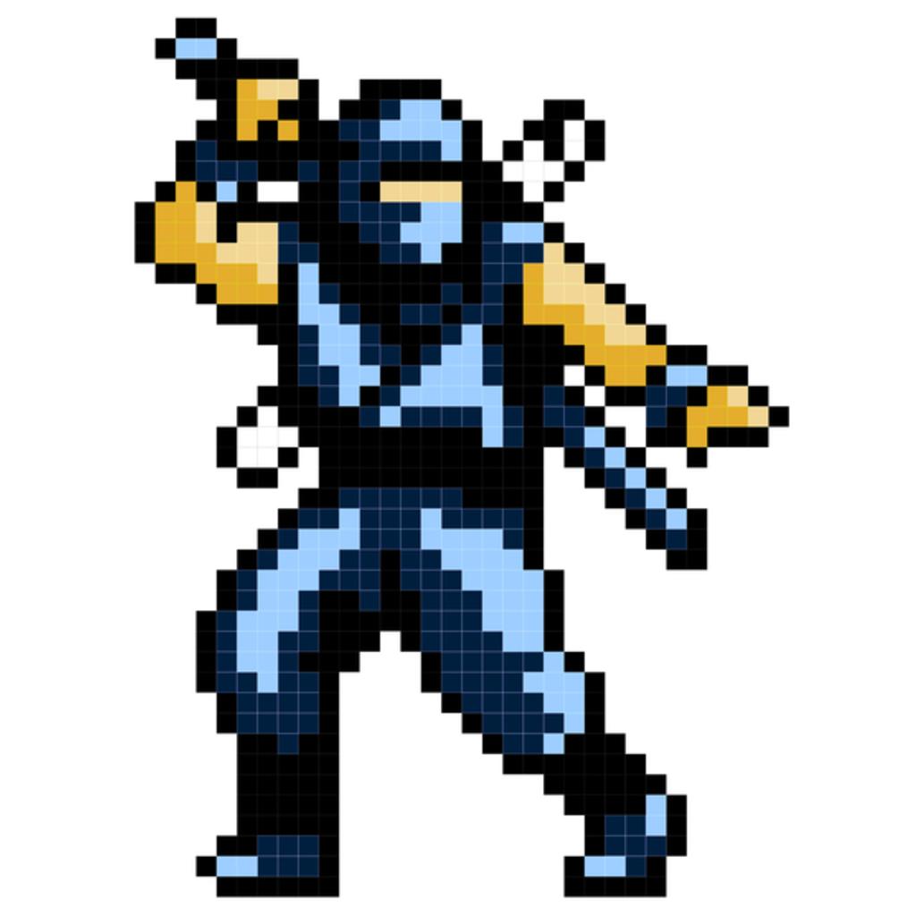 NeatoShop: Ninja 8bit v2