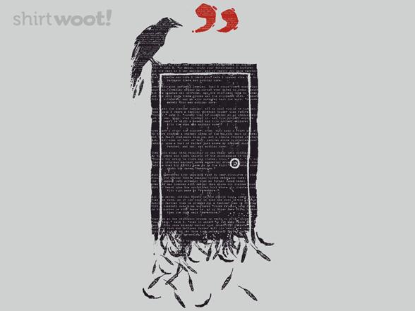 Woot!: Above his chamber door