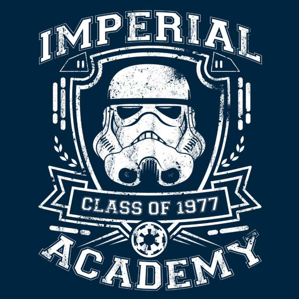 Curious Rebel: Imperial Academy 1977