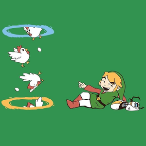 We Heart Geeks: Thinking With Chickens