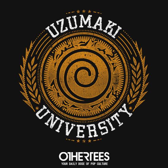OtherTees: Uzumaki University