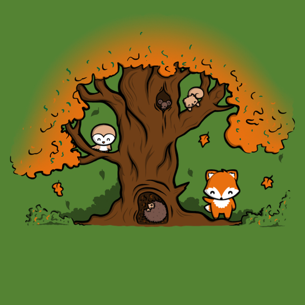 NeatoShop: Autumn Friends