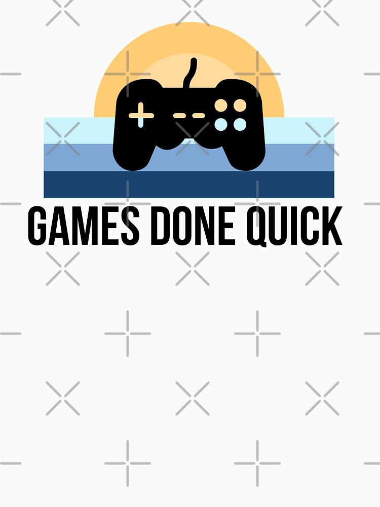 RedBubble: Games Done Quick