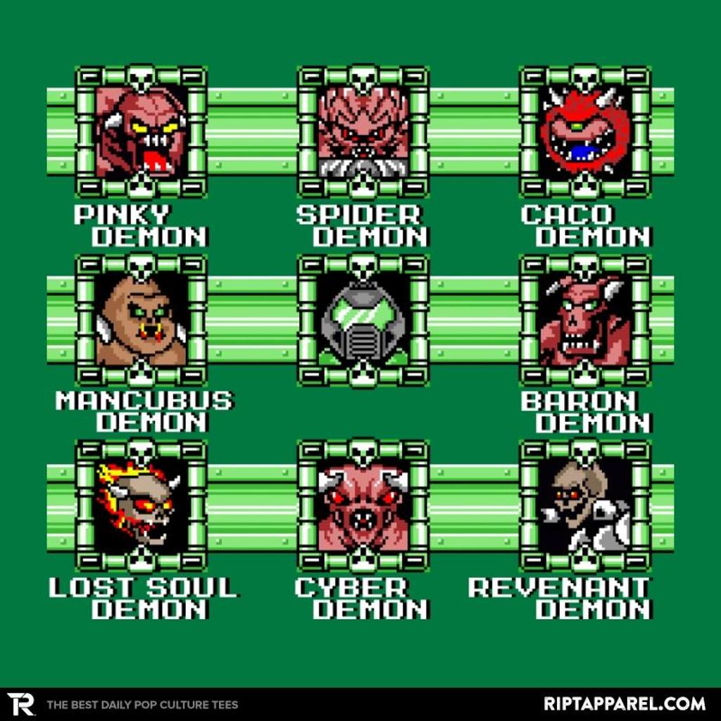 Ript: Select Demon Level