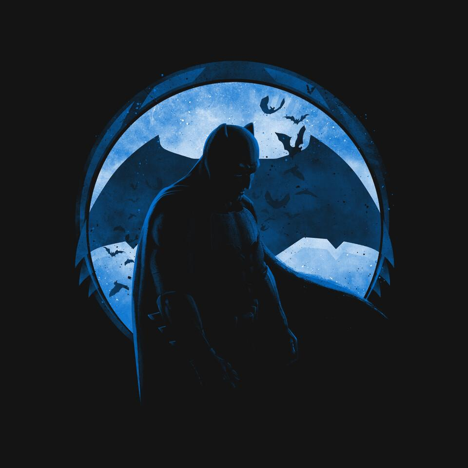 TeeFury: Night Crusader