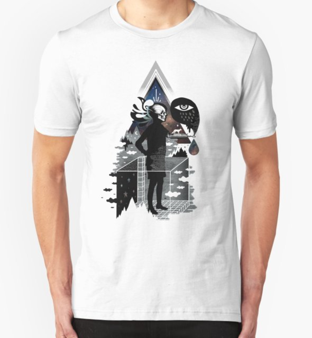 RedBubble: Ghosts