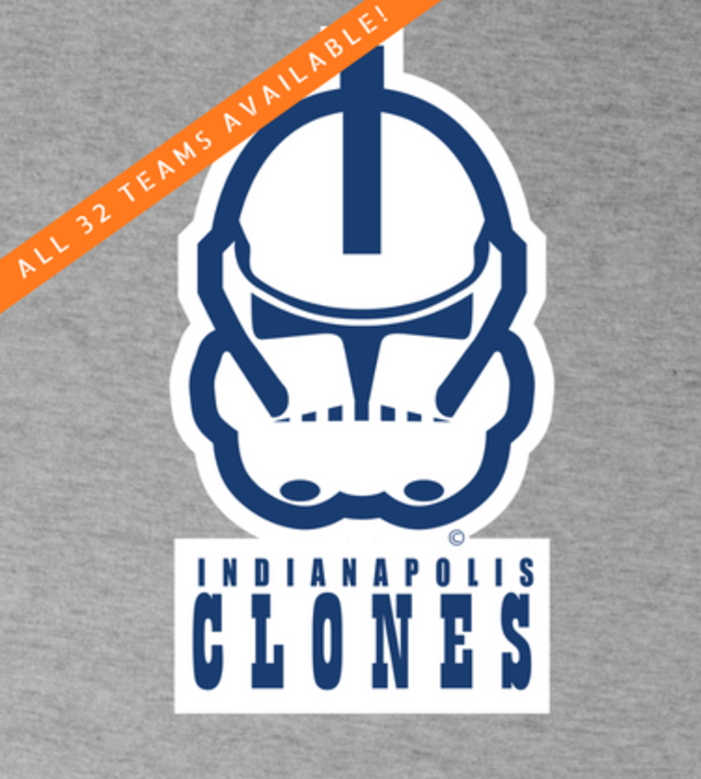 Shirt Battle: Indianapolis Clones