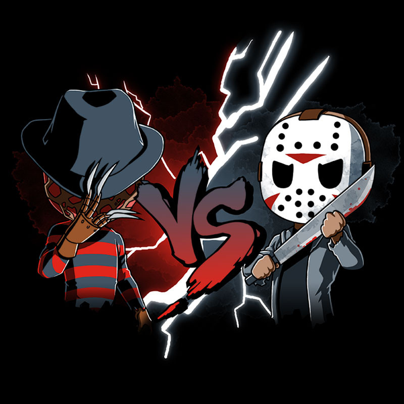 TeeTurtle: Freddy vs. Jason