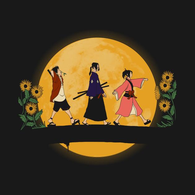 TeePublic: Himawari no yoru