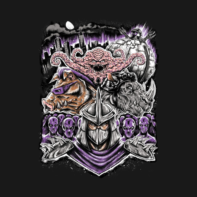 TeePublic: Dimension X