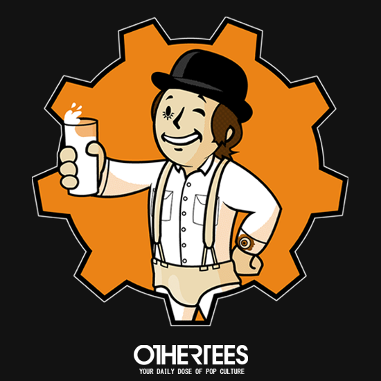 OtherTees: Nuka Milk