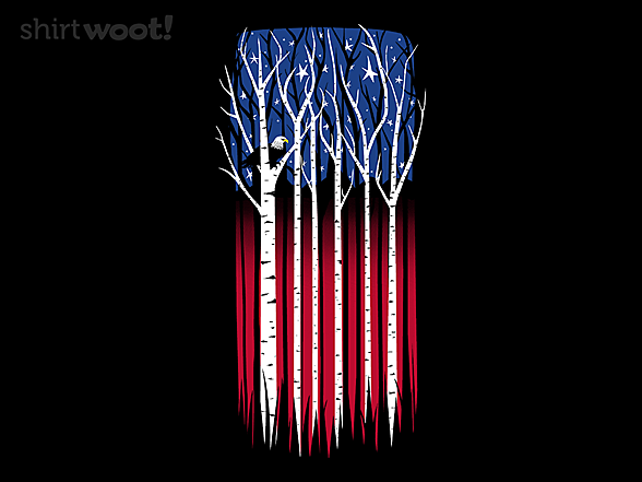 Woot!: Star-Spangled Forest