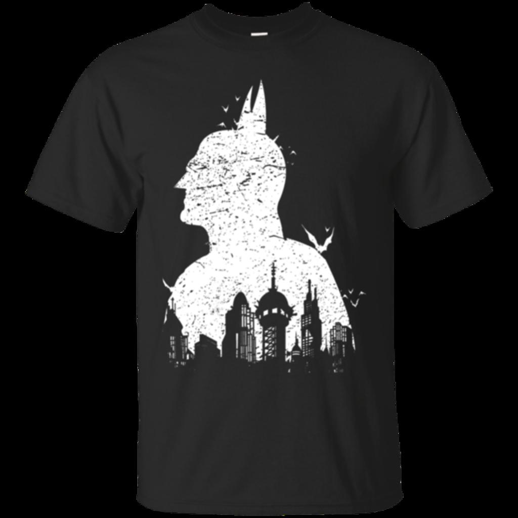 Pop-Up Tee: Gotham Shadow