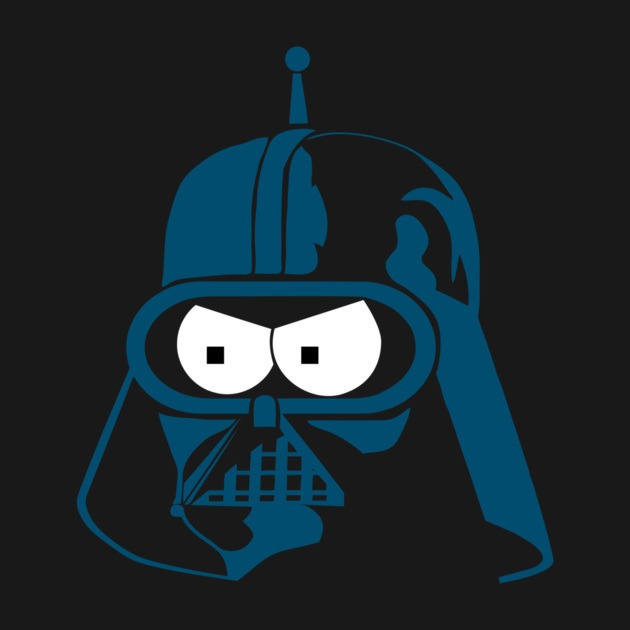 TeePublic: Darth Bender