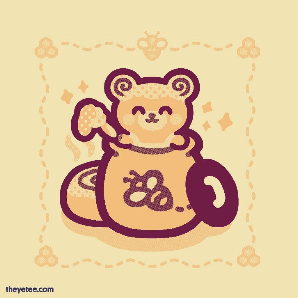 The Yetee: Honey Bunn Bear