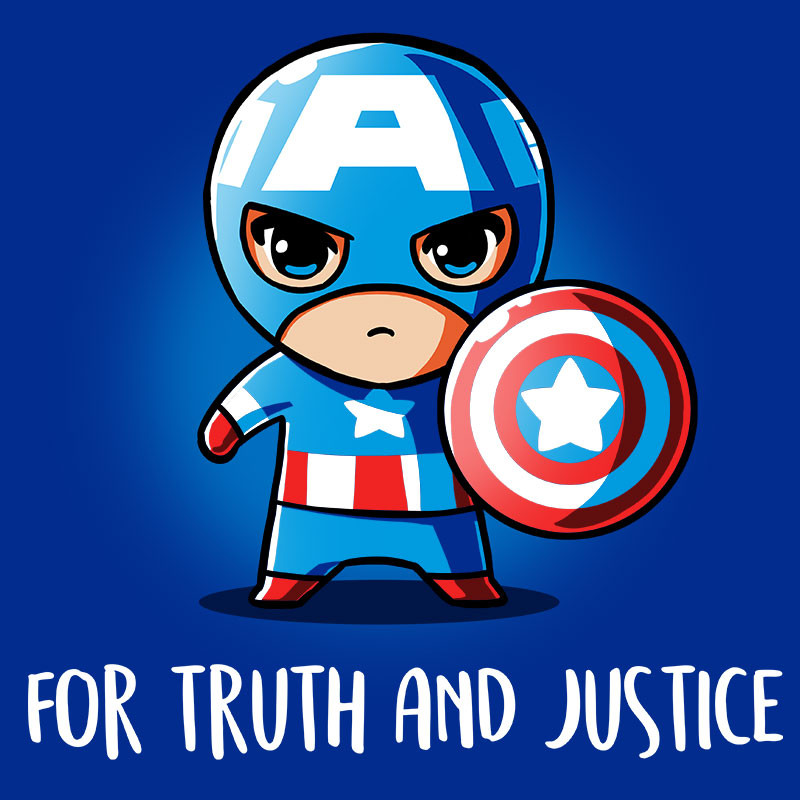 TeeTurtle: For Truth and Justice