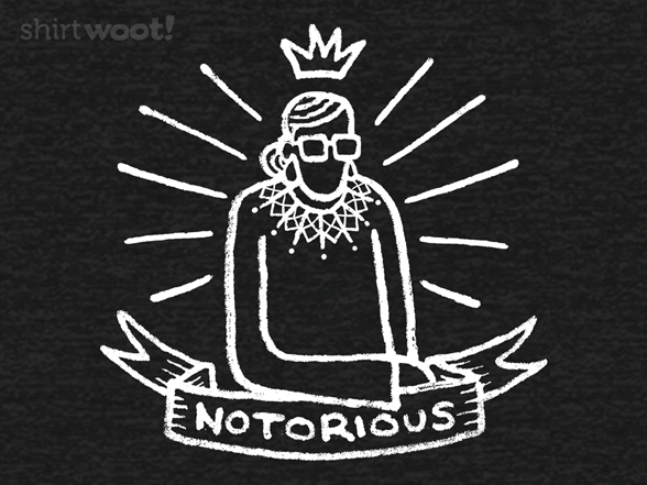 Woot!: Notorious Tattoo