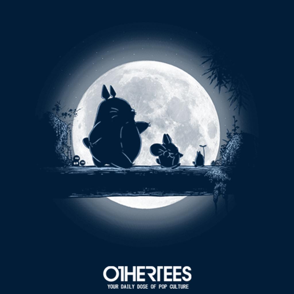 OtherTees: Hakuna Totoro