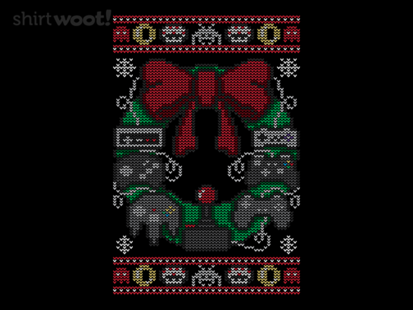 Woot!: A Very Gaming Christmas