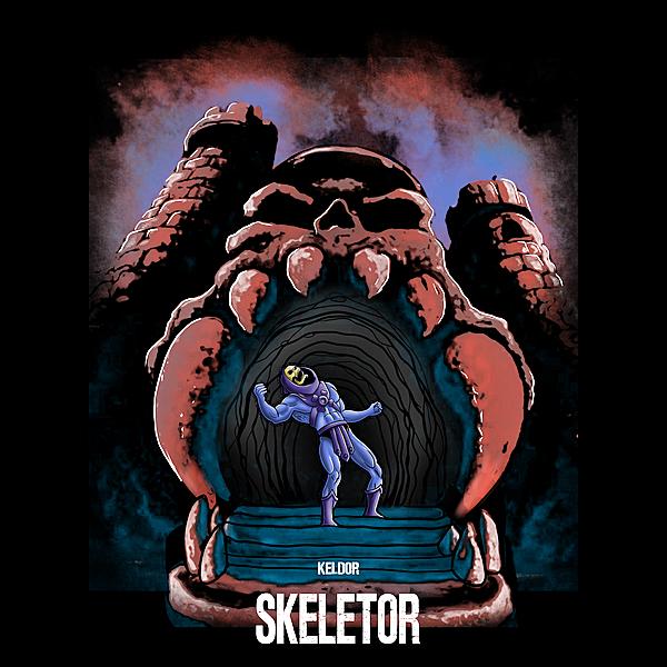 NeatoShop: Skeletor
