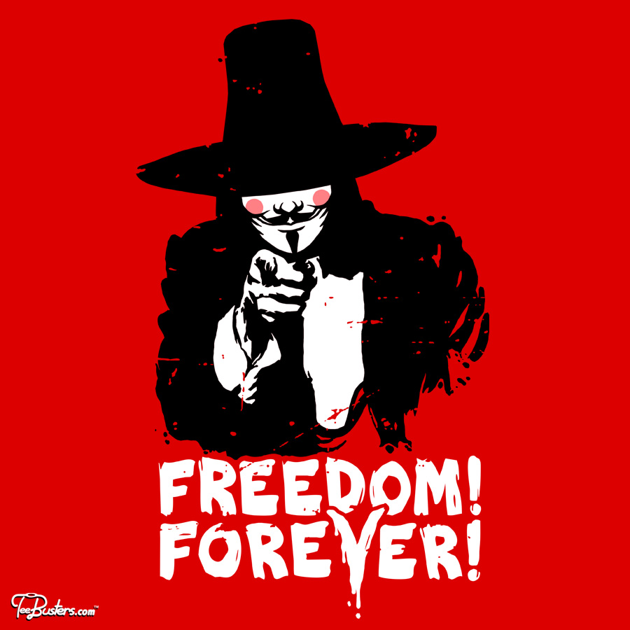 TeeBusters: Freedom Forever