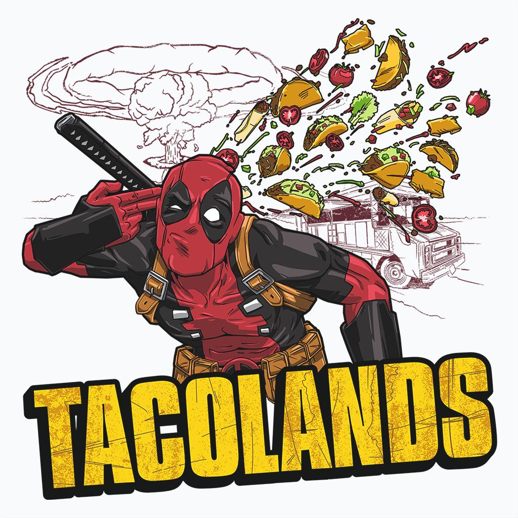 Pop-Up Tee: Tacolands