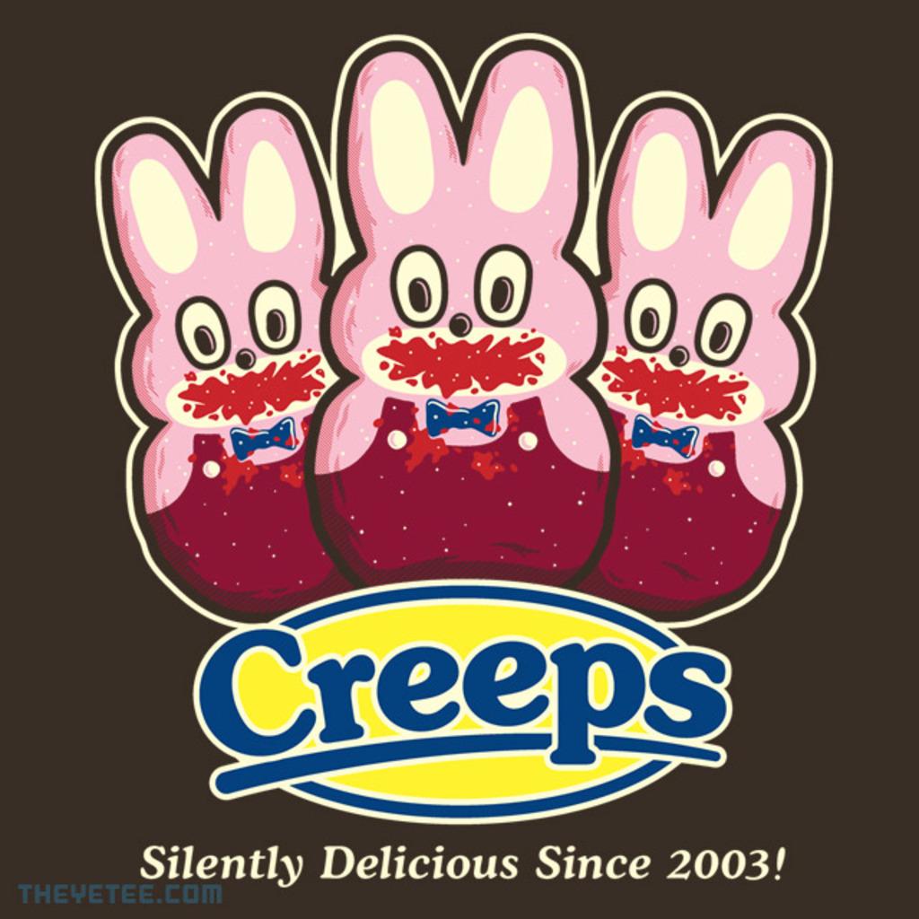 The Yetee: Creeps