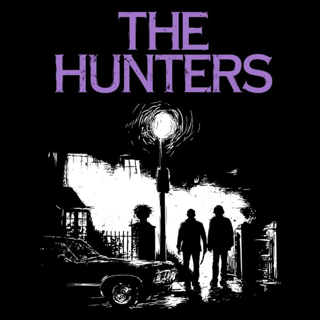 Once Upon a Tee: The Hunters