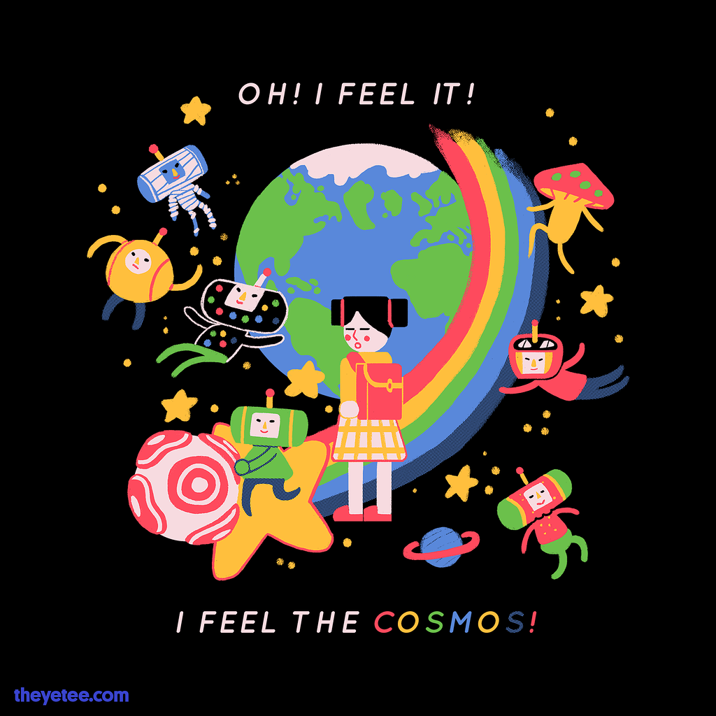 The Yetee: c o s m o s