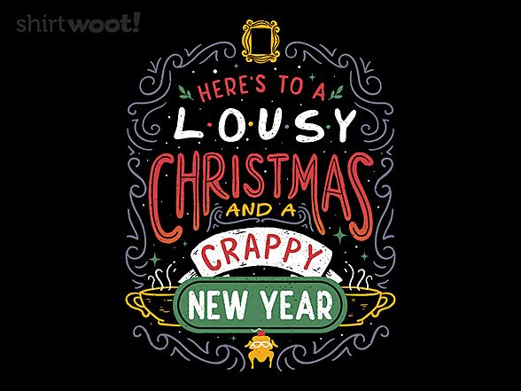 Woot!: Lousy Holidays