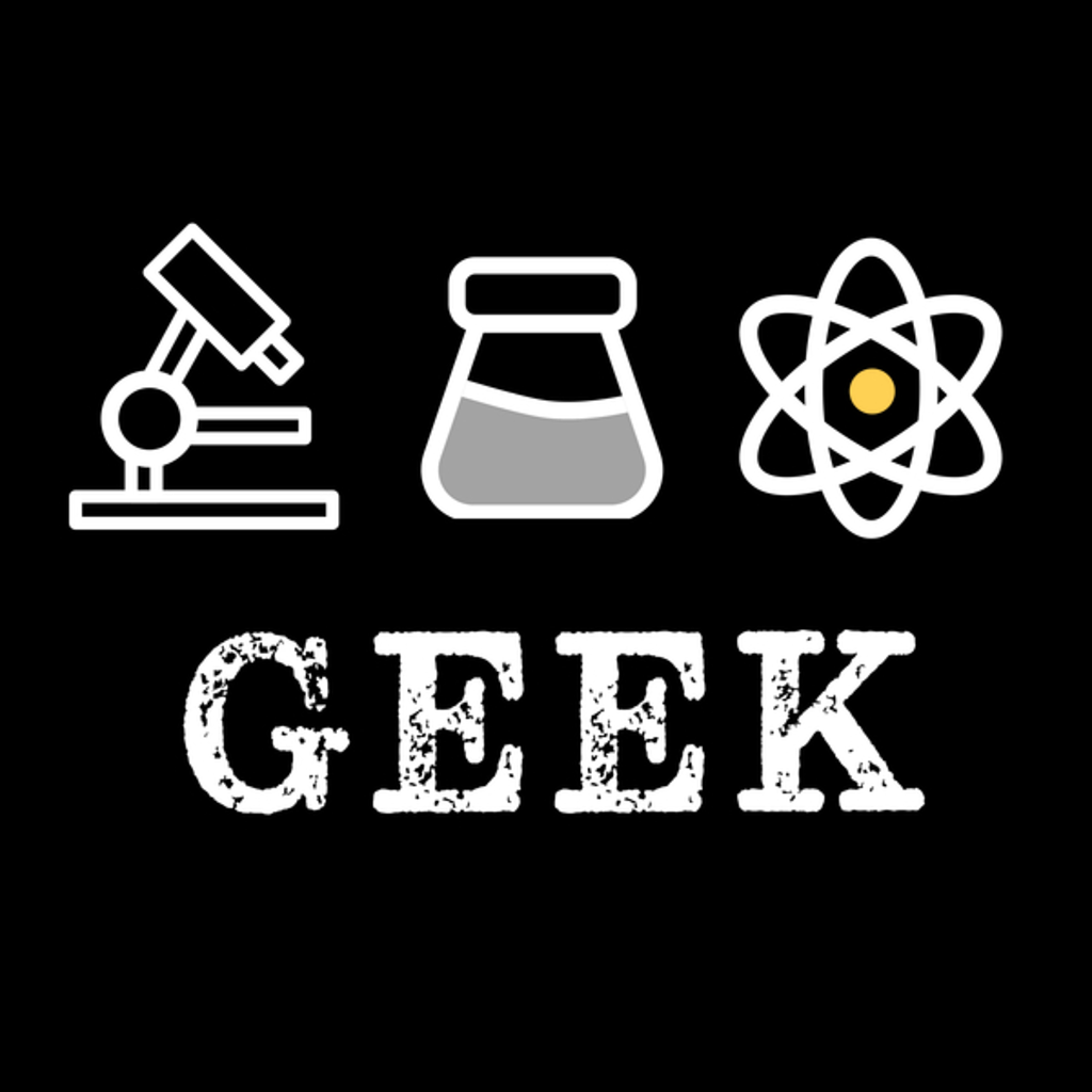 NeatoShop: Alright I'm A Proud Geek Retro