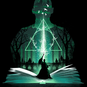 Qwertee: The 7th Book of Magic