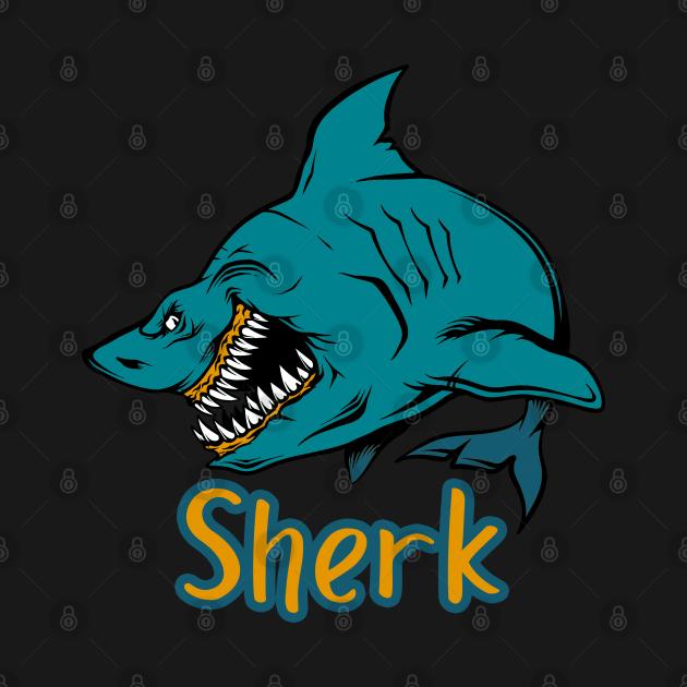 TeePublic: sherk