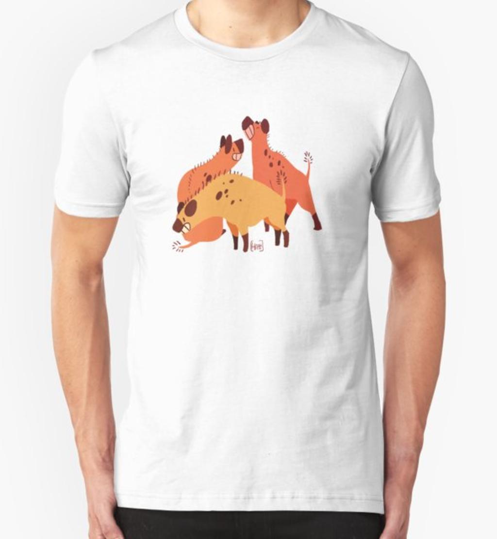 RedBubble: Hyenas!!