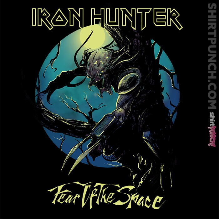 ShirtPunch: Iron Hunter