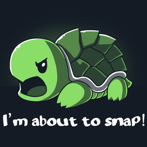 TeeTurtle: Snapping Turtle