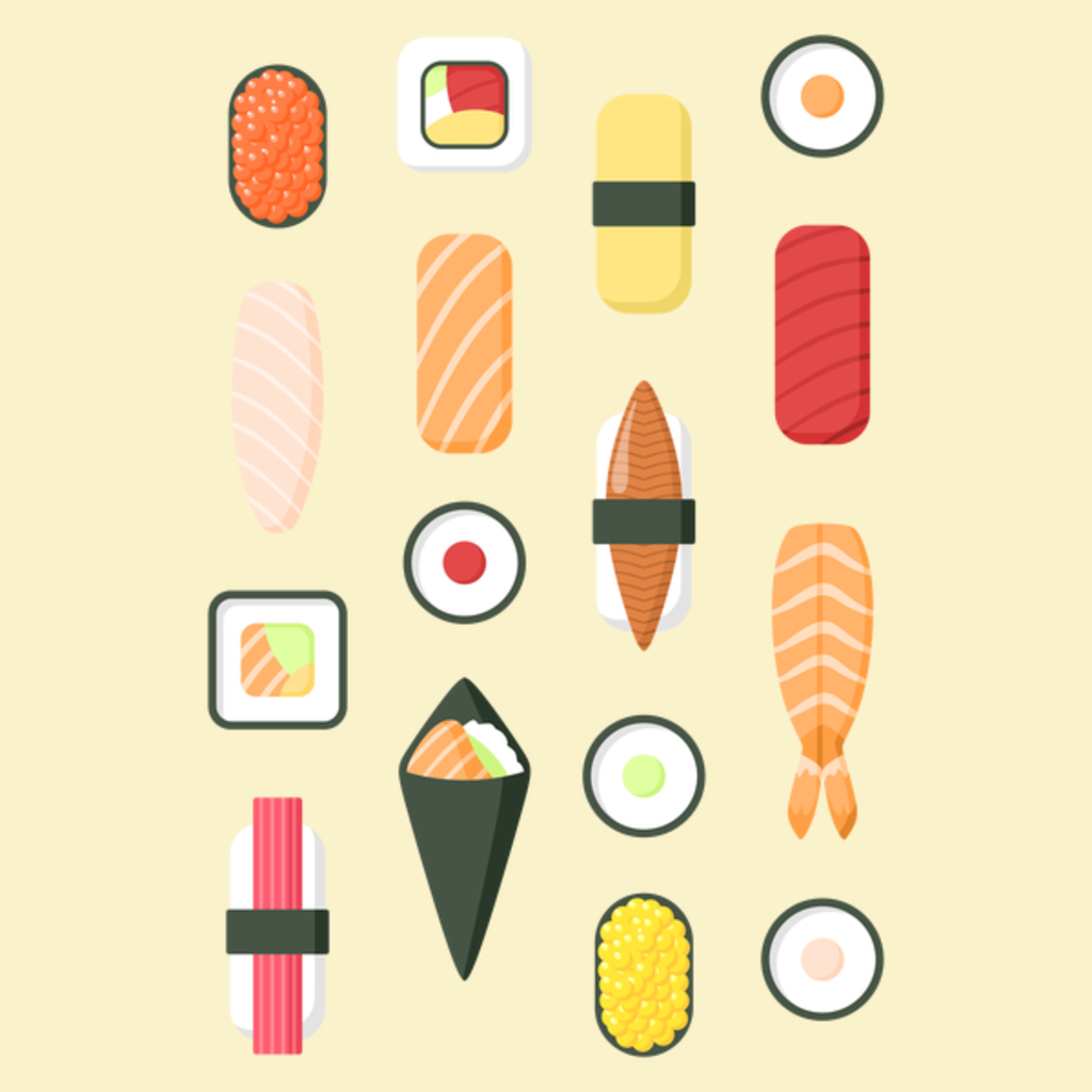 NeatoShop: All The Sushi