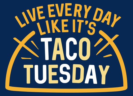 SnorgTees: Taco Tuesday