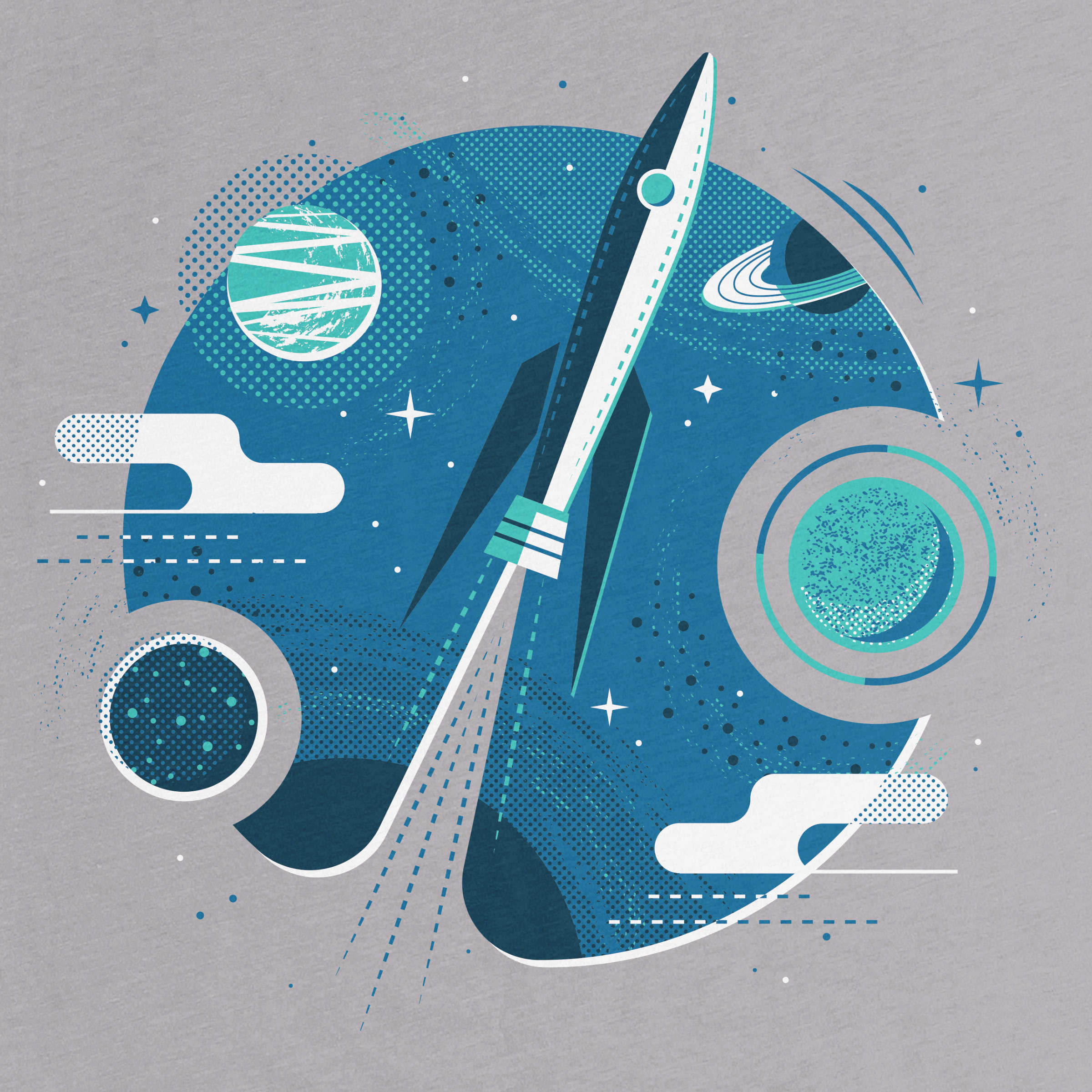 Cotton Bureau: Blast Off!