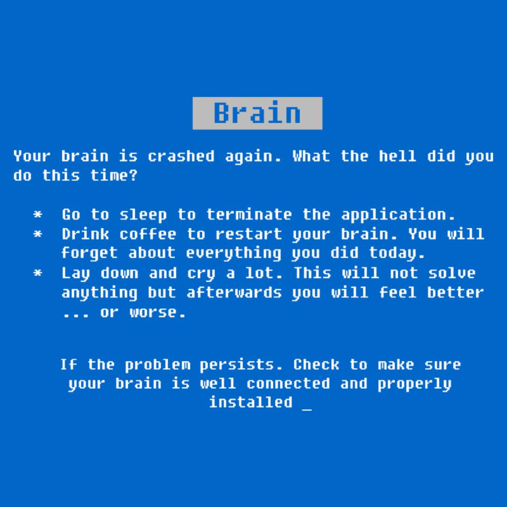 Pampling: Brain Not Found